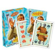 Aquarius Seinfeld Festivus Playing Cards