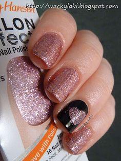 I love those Salon Effects nail polish strips....