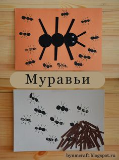 Insects. Different bugs, insects, caterpillars, butterflies, ants, worms, ladybugs. See a selection of themed activities, crafts, games for children on the theme of insects.