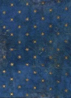 Vault of Scrovegni Chapel, Padua (ceiling fresco) 1305, Giotto