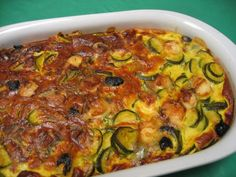 Des courgettes à tomber !! | Le Flexitarisme Healthy Cooking, Zucchini, Cooker, Buffet, Curry, Food And Drink, Menu, Vegetarian, Vegetables