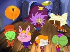 PIKABOO - A festa do Halloween - YouTube