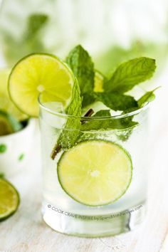 You can't beat Mojitos.. and I always have a pitcher just waiting to be served! I sometimes make flavored mojitos, but I always love a classic mojito best!