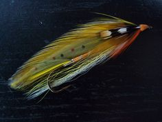 Brown-Trout classic style streamer