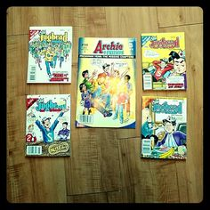 Archie Comics Bundle! Would make a great addition to a bundle for a discount! Archie Comics Other