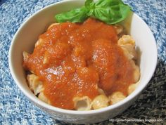 Tomato Free Pasta Sauce Recipe - (Gluten Free / Dairy Free / Vegan)   Gluten Free / Dairy Free Can sub shallots for onions and pumpkin for sweet potatoes
