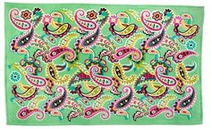 """VERA BRADLEY Tutti Frutti Throw Blanket 50"""" x 80"""" $29.99 SHIPPED FREE~~~ALSO FREE LOCAL DELIVERY NOW AVAILABLE WITHIN 10 MILES OF SANTA MONICA, CALIFORNIA ZIP CODE 90404~~~"""
