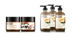 Beija Natural Flower — The Dieline - Package Design Resource