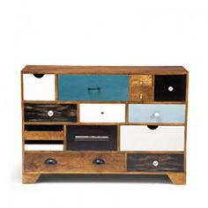 Design retro dressoir Malibu 14D