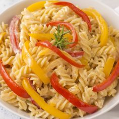 Veg Recipes, Mexican Food Recipes, Italian Recipes, Pasta Recipes, Cooking Recipes, Healthy Recipes, Ethnic Recipes, Pasta Fusilli, Churros