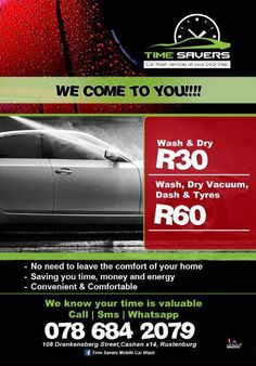 Time Savers Mobile Car Wash