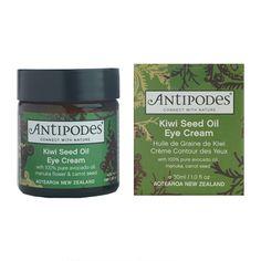Antipodes Kiwi Seed Oil Eye Cream, Feelunique.com, 32€.