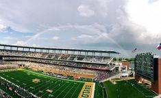Baylor Football Seas