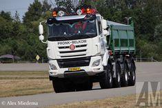 [video] Eerste Nederlandse Tatra 8×6 voor Pronk-Belkom