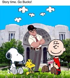 Go Bucks Buckeyes Football, Ohio State Football, Ohio State Buckeyes, Ohio State Logo, Ohio State University, Man Cave Essentials, Woody Hayes, Charlie Brown And Snoopy, Picture Logo