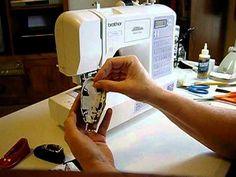 How to Make Doll Shoes - V Pumps Pt 3