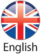 Educated in English writing and speaking
