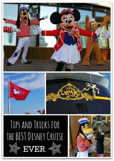 15+ Tips and Tricks for the Best Disney Cruise EVER.