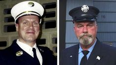 Three firefighters who were on duty at Ground Zero during the 9/11 attacks have died on the same day from cancer, fire officials say.