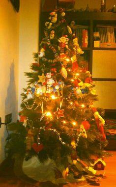 Mi arbol de navidad 2013.