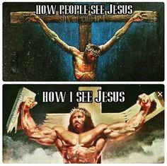 How the world sees Jesus Vs. How I see Jesus Christian Memes, Christian Faith, Christian Warrior, Jesus Pictures, God Jesus, King Jesus, Faith In God, Dear God, Bible Scriptures