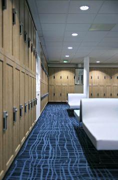 Sphera Homogeneous Vinyl Flooring For Commercial Interiors
