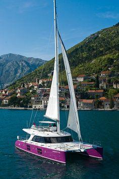 Sunreef 58 - Luxury Catamaran - Sunreef Yachts