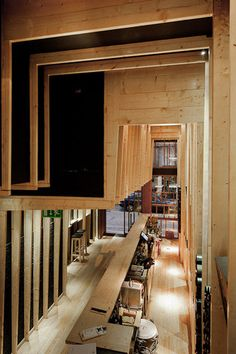 """La Bohème entre Amis"" bar, Porto, Portugal by AVA architects - great work guys ;)"