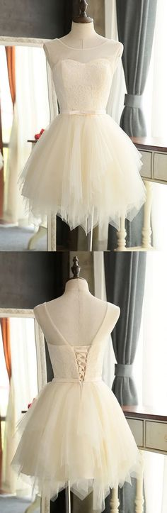 Simple Homecoming Dress,Short Prom Dress,Girls Cocktail Dresses,Homecoming Dresses,Graduation Dresses,Party Dresses,Short Homecoming Dresses,Ivory Homecoming Dress,Lace Homecoming Dresses