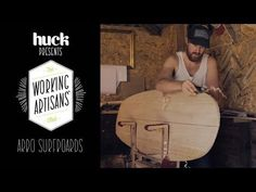 The Working Artisans' Club: Arbo Surfboards