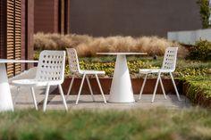 Modern Stuhl Koi, Outdoor Furniture Sets, Outdoor Decor, Aluminium, Relax, Design, Collection, Home Decor, Modern Dining Chairs