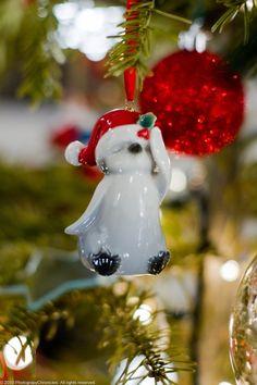 christmas penguin.