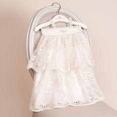 Beautiful vintage inspired lace. Clementine Dress  #Babybeauandbelle