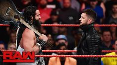 Finn Bálor has heard enough from Elias Samson on WWE Raw...