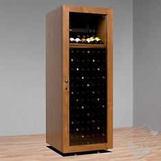 Vinotheque Sienna 220 with N'FINITY Cooling Unit at Wine Enthusiast - $3195.00
