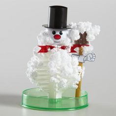 One of my favorite discoveries at WorldMarket.com: Growing Snowman