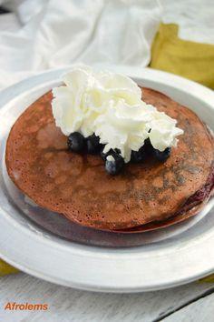 Beetroot Pancake