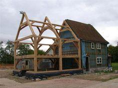 Pole Barns 20 Carriage Barn Bethel Ct 3d Timber Frame 22