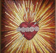 Catholic Art, Religious Art, Anima Christi, Sacred Heart Tattoos, Jesus E Maria, Angels Beauty, Pictures Of Christ, Spiritual Images, Jesus Christus