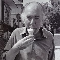 Thomas Bernhard. This makes me slightly less miserable that I ordinarily feel, which must mean happiness.