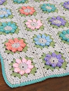 Transcendent Crochet a Solid Granny Square Ideas. Inconceivable Crochet a Solid Granny Square Ideas. Granny Square Crochet Pattern, Afghan Crochet Patterns, Crochet Squares, Crochet Granny, Crochet Yarn, Easy Crochet Stitches, Granny Square Häkelanleitung, Granny Squares, Crochet Baby Blanket Beginner