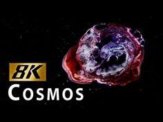 ¡La creación del cosmos!