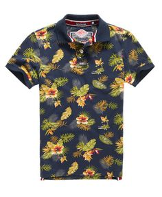 Featuring a comprehensive selection of colours and designs, our range of men's polo shirts has something for every style. Mens Designer Polo Shirts, Mens Tees, Printed Polo Shirts, Polo T Shirts, Polo Design, Polo Rugby Shirt, Denim T Shirt, Surf Wear, Men Style Tips