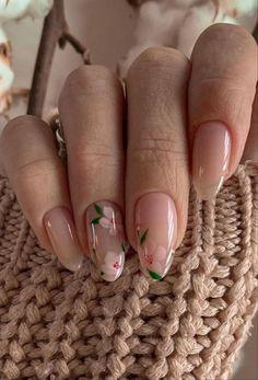176 charming acrylic nails for long nails and short nails – page 1 Fire Nails, Minimalist Nails, Best Acrylic Nails, Best Nail Art, Dream Nails, Nagel Gel, Stylish Nails, Nails Inspiration, Beauty Nails