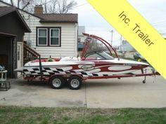 2000 Tige Boats 18 Prairie Du Sac WI for Sale 53578 - iboats.com