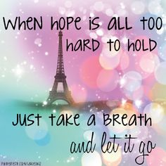 just keep breathing we the kings charles trippy quote inspiration