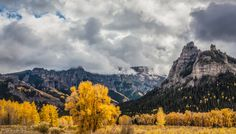 First Snow of Autumn by Pat Kofahl on 500px