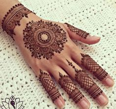 You HAVE to see these Minimal new mehndi design ideas for this wedding season! Party the mehndi party away with these back of the hand henna ideas! Henna Hand Designs, Eid Mehndi Designs, Mehndi Designs Finger, Mehndi Designs For Fingers, Mehndi Patterns, Bridal Henna Designs, Mehndi Design Images, Latest Mehndi Designs, Beautiful Henna Designs