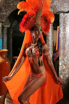 Costume Section Tribes: Osage #Trinidad Carnival Caribbean ~ http://VIPsAccess.com/luxury-hotels-caribbean.html