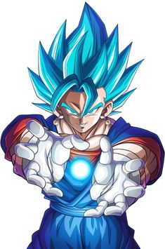 How Strong Is Super Saiyan Blue Goku? Is Super Saiyan Blue Goku weaker than previous forms? Here is why Super Saiyan Blue is stronger than you think. Dragon Ball Gt, Dragon Z, Blue Dragon, Dragonball Evolution, Super Saiyan Blue Vegito, Anime Echii, Gogeta And Vegito, Son Goku, Goku Super
